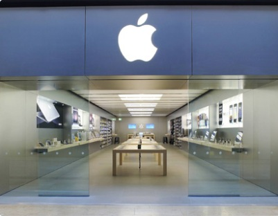 Apple changes accounting for high-profile retail stores
