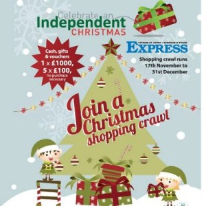 Independent Christmas Crawl