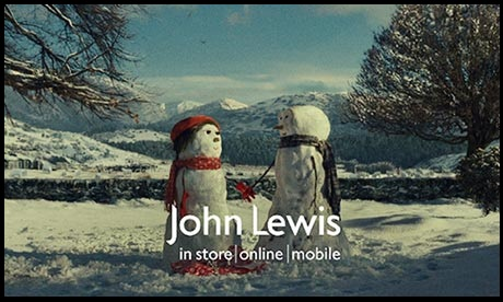 John Lewis Christmas TV ad