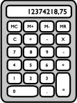 POR calculator