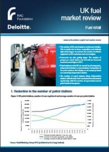 Deloitte: UK Fuel Market Review